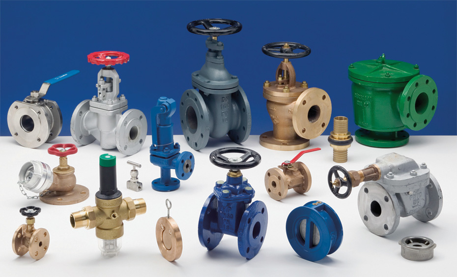valve and actuators