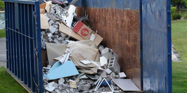 Book dumpster rental Flushing