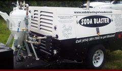 soda blasting cost