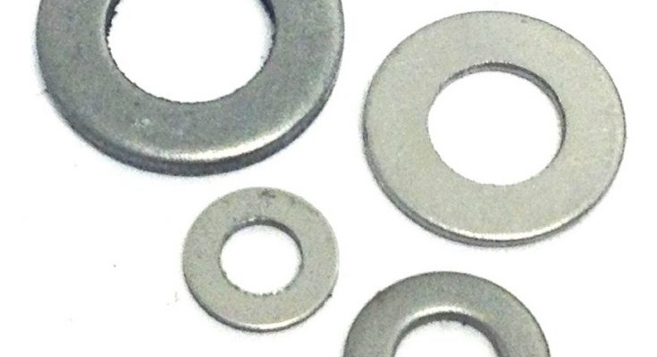 Superior flat washers